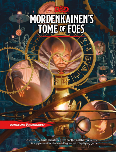 Mordenkainen's Tome of Foes: Dungeons & Dragons (5E)